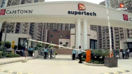 1945 sqft, 3 bhk Apartment in Supertech CapeTown Sector 74, Noida at Rs. 22000