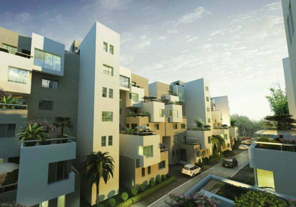 760 sqft, 1 bhk Apartment in Mounthill Essence New Town, Kolkata at Rs. 25.0000 Lacs
