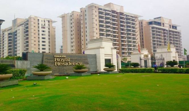 1085 sqft, 2 bhk Apartment in Omaxe Royal Residency Dad Village, Ludhiana at Rs. 15000