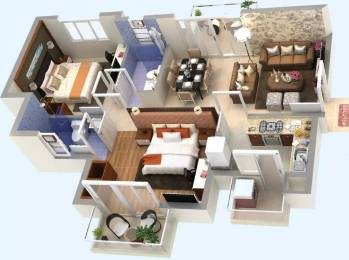 1075 sqft, 2 bhk Apartment in Hero Hero Homes Sidhwan Canal Road, Ludhiana at Rs. 47.6250 Lacs