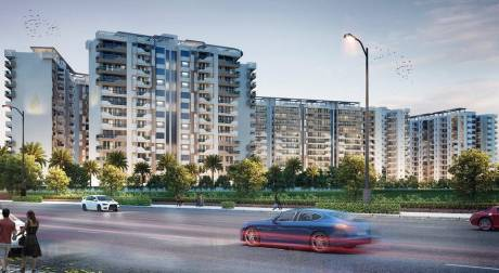 1215 sqft, 2 bhk Apartment in Builder Centra Green Pakhowal road, Ludhiana at Rs. 72.9063 Lacs