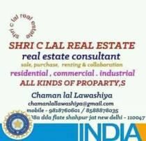 shree c lal real estate