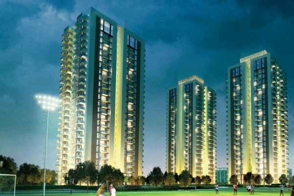 1996 sqft, 3 bhk Apartment in Conscient Heritage One Sector 62, Gurgaon at Rs. 40000