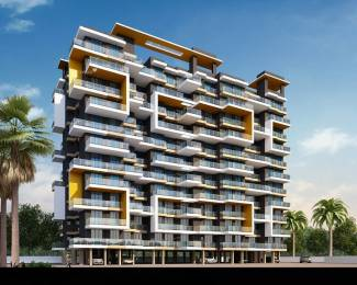 670 sqft, 1 bhk Apartment in Simran Uptown Avenue Panvel, Mumbai at Rs. 41.5000 Lacs