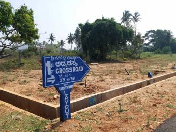 1200 sqft, Plot in Builder bairava enclave BEML Layout 2nd Stage, Mysore at Rs. 30.0000 Lacs