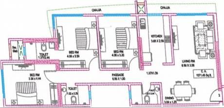 1768 sqft, 3 bhk Apartment in Sahajanand Arista Goregaon West, Mumbai at Rs. 2.9000 Cr