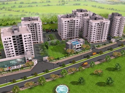 1820 sqft, 3 bhk Apartment in  Sampoorna Dwitiya Rajarhat, Kolkata at Rs. 1.1500 Cr