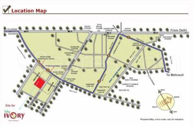 4500 sqft, 7 bhk Villa in Tulip Ivory Villas Sector 70, Gurgaon at Rs. 70000