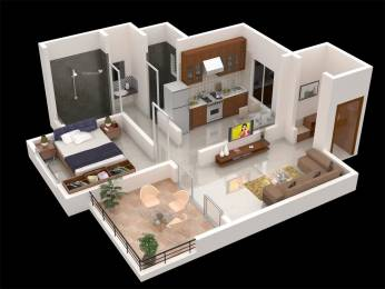 450 sqft, 2 bhk IndependentHouse in Builder Project Jyoti park, Gurgaon at Rs. 35.0000 Lacs