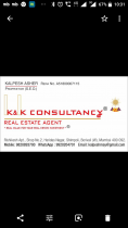 K AND K CONSULTANCYReg