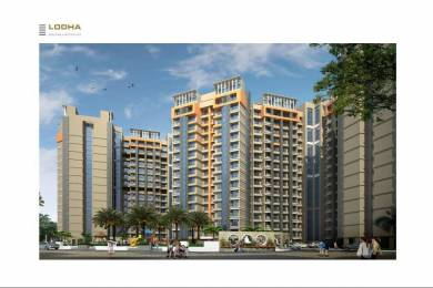 680 sqft, 1 bhk Apartment in Lodha Panacea I Dombivali, Mumbai at Rs. 38.0000 Lacs