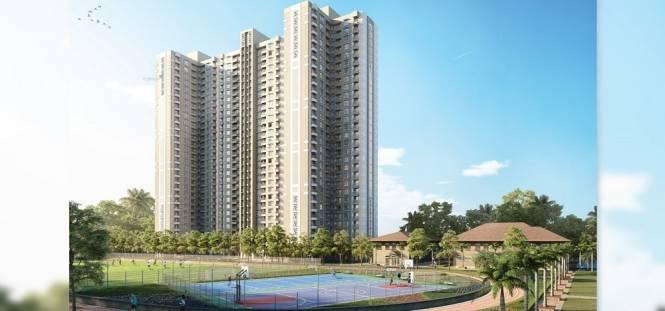 1235 sqft, 2 bhk Apartment in Lodha Codename Crown Jewel Thane West, Mumbai at Rs. 1.1340 Cr