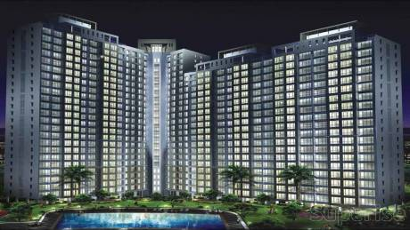 780 sqft, 1 bhk Apartment in Kakad Paradise Mira Road East, Mumbai at Rs. 50.3100 Lacs