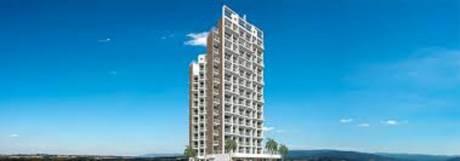 562 sqft, 2 bhk Apartment in Platinum Tulsi Sapphire Ulwe, Mumbai at Rs. 83.0000 Lacs