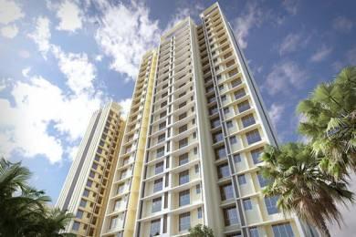 630 sqft, 1 bhk Apartment in Raunak Heights Thane West, Mumbai at Rs. 56.0000 Lacs
