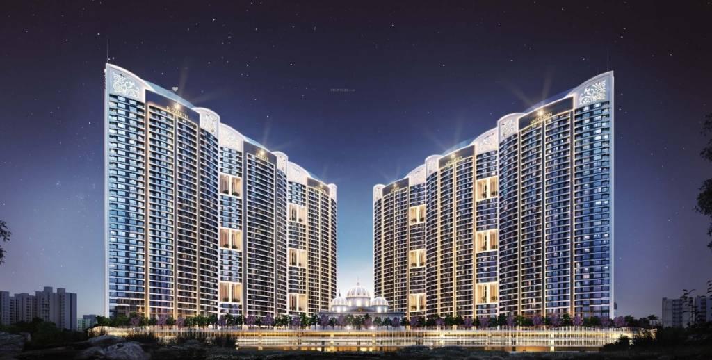 1240 sqft, 2 bhk Apartment in Paradise Sai World Empire Kharghar, Mumbai at Rs. 1.2866 Cr