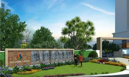 677 sqft, 1 bhk Apartment in Dynamic Dynamic Crest Phase I Rimo Everest Dombivali, Mumbai at Rs. 41.0000 Lacs