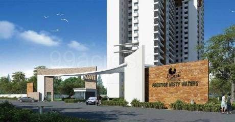 1339 sqft, 2 bhk Apartment in Prestige Misty Waters Hebbal, Bangalore at Rs. 90.3825 Lacs