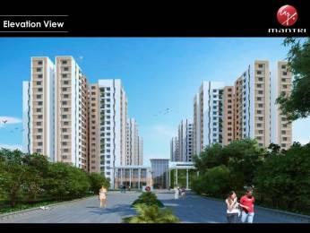 985 sqft, 2 bhk Apartment in Mantri Energia Thanisandra, Bangalore at Rs. 60.9715 Lacs