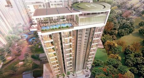 923 sqft, 2 bhk Apartment in Bhartiya City Builders Nikoo Homes Phase 2 Thanisandra, Bangalore at Rs. 55.0100 Lacs