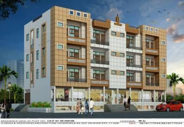 950 sqft, 3 bhk Apartment in Unique Buildcon DLF Ankur Vihar, Ghaziabad at Rs. 28.2000 Lacs