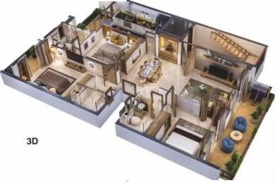 2443 sqft, 3 bhk Apartment in Adani Brahma Samsara Sector 60, Gurgaon at Rs. 1.8100 Cr