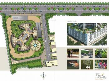 1230 sqft, 2 bhk Apartment in  Excellency Kandivali West, Mumbai at Rs. 1.6000 Cr