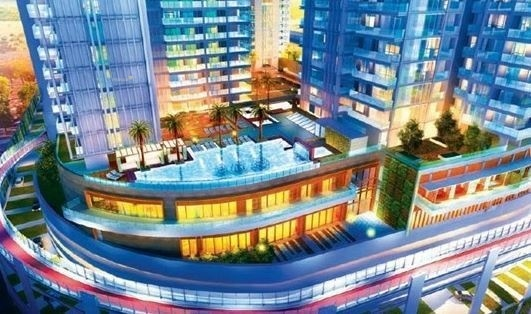 1185 sqft, 2 bhk Apartment in JP J P Jeevan Heights kandivali, Mumbai at Rs. 1.6450 Cr