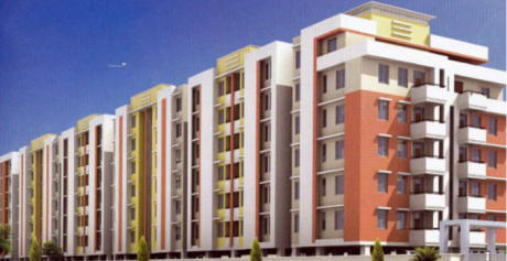 1023 sqft, 3 bhk Apartment in Builder Greentech Park maligaon, Guwahati at Rs. 33.2475 Lacs