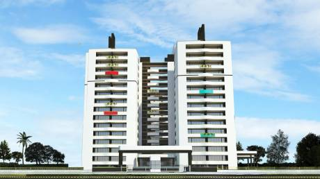 1370 sqft, 2 bhk Apartment in BCM BCM Paradise Nipania, Indore at Rs. 37.1100 Lacs