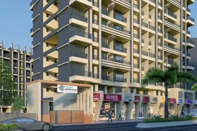 758 sqft, 1 bhk Apartment in Triveni Dynamic Ultima Bliss Kalyan West, Mumbai at Rs. 43.0000 Lacs