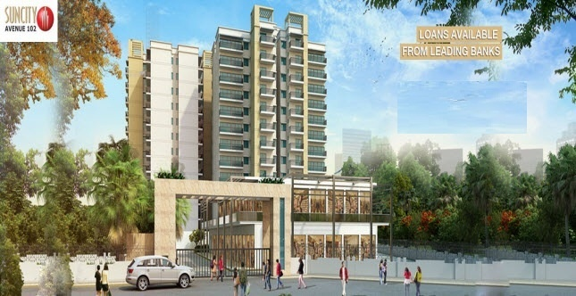 786 sqft, 2 bhk Apartment in Suncity Avenue 102 Sector 102, Gurgaon at Rs. 28.0000 Lacs