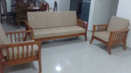 2140 sqft, 3 bhk Apartment in Sobha Garrison Dasarahalli on Tumkur Road, Bangalore at Rs. 23000