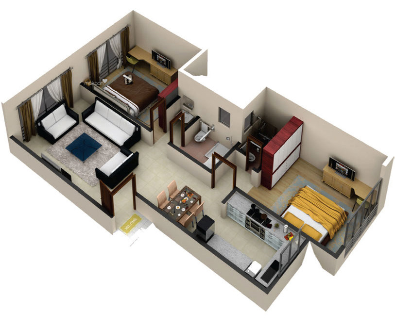 Studio Apartment Mumbai