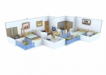 1095 sqft, 2 bhk Apartment in Uninav Heights Raj Nagar Extension, Ghaziabad at Rs. 3.0000 Cr