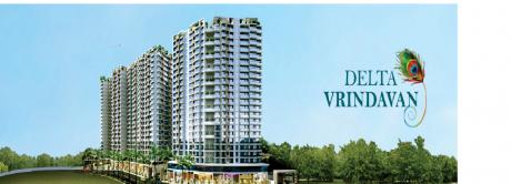 755 sqft, 1 bhk Apartment in Delta Vrindavan Mira Road East, Mumbai at Rs. 61.0000 Lacs