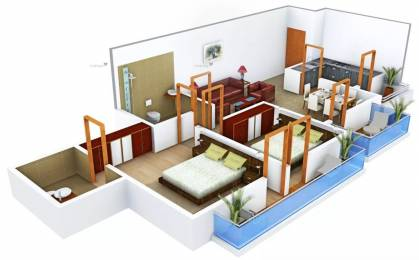1320 sqft, 2 bhk Apartment in Ansal Heights Sector 92, Gurgaon at Rs. 54.0000 Lacs