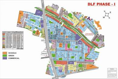 2052 sqft, Plot in Builder Project DLF CITY PHASE I, Gurgaon at Rs. 2.8500 Cr