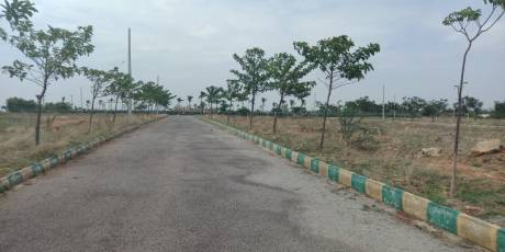 2403 sqft, Plot in Builder Sukrithi Aarunya Adibatla, Hyderabad at Rs. 25.3650 Lacs