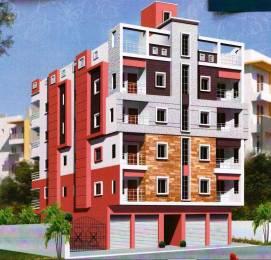 632 sqft, 2 bhk Apartment in Builder TANVIR PARADISE Howrah, Kolkata at Rs. 14.5360 Lacs