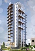 1,000 sq ft 2 BHK + 2T Apartment in Darvesh Belleza