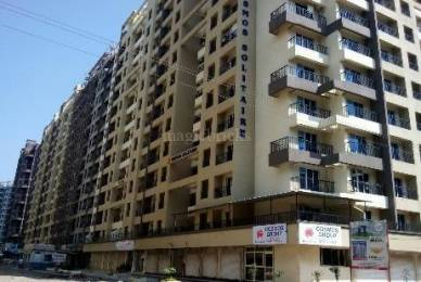 670 sqft, 1 bhk Apartment in Cosmos Cosmos Solitaire Virar, Mumbai at Rs. 25.1317 Lacs