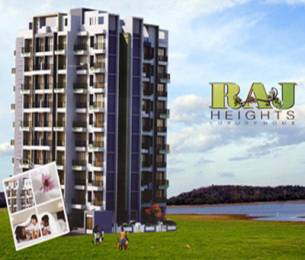 600 sqft, 1 bhk Apartment in Shree Raj Raj Heights Nala Sopara, Mumbai at Rs. 25.2000 Lacs