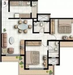 900 sqft, 2 bhk Apartment in Supreme Lake Homes Powai, Mumbai at Rs. 48000