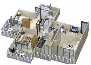 1115 sqft, 2 bhk Apartment in Siddharth Geetanjali Heights Kharghar, Mumbai at Rs. 1.0500 Cr