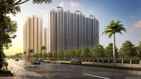1385 sqft, 3 bhk Apartment in ATS Homekraft Happy Trails Sector 10 Noida Extension, Greater Noida at Rs. 49.7500 Lacs