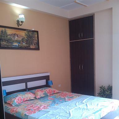 950 sqft, 2 bhk Apartment in Aasra Aditya Apartment Unione Residency Pratap Vihar, Ghaziabad at Rs. 27.0000 Lacs