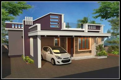 1000 sqft, 2 bhk Villa in Builder Project Neermarga, Mangalore at Rs. 35.0000 Lacs