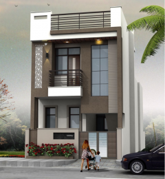 1400 sqft, 3 bhk Villa in Builder Project New Loha Mandi Road, Jaipur at Rs. 48.0000 Lacs