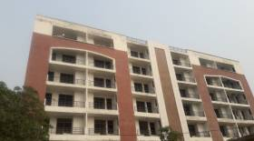 880 sq ft 2 BHK + 2T  in Builder ambika apartment
